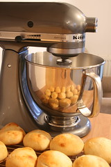 I just love this mixer! (Louise Page) Tags: food bread homemade bakery rolls baps baked kitchenaid breadrolls homebaked breakfastrolls