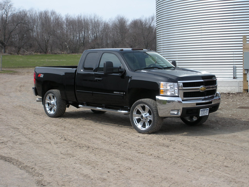 All Chevy chevy 2500hd wheels : The World's Best Photos of chevysilverado and mrwheeldeal - Flickr ...