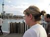 Fleur's Birthday, Wynyard Quarter (russelljsmith) Tags: birthday family sea newzealand woman water walking waterfront harbour watching auckland nz 2012 waitemataharbour 77285mm wynyardquarter