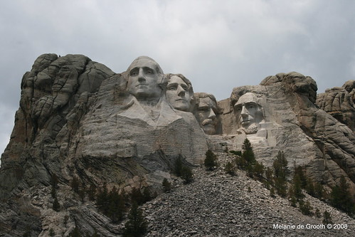 Presidents Heads 1