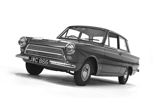 Forty Years of the Ford Cortina