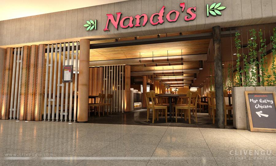 Nandos Shah Alam New 02