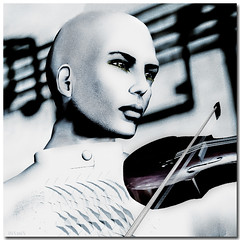 The Violinist (10 MIX) Tags: secondlife koinup dixmix Koinup:Username=dixmix Koinup:WorkID=415390