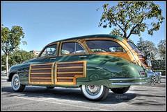 1949 Packard Station Sedan (dmentd) Tags: station sedan 1949 packard