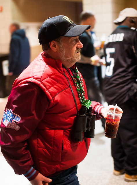 Wing Bowl XX 2012 Fan