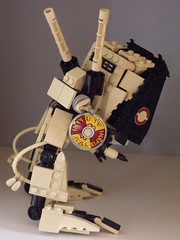 Walker- side (Legonardo Da Bricki) Tags: lego walker da bricki legonardo