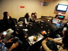 Before the Disaster... (mentalfictions) Tags: party people japan singing drinking  karaoke osaka  hirakata