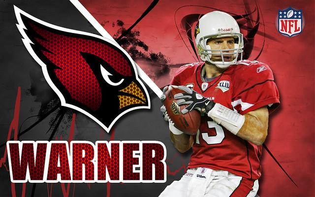 KURT WARNER Cardinals