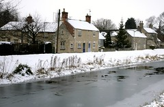 FROZEN RIVER (Adam Swaine) Tags: county uk snow water beautiful rural canon landscape countryside frozen village britain fiume villages east neve riverbank inverno 2012 counties ghiaccio naturelovers deepingstjames 24105mm englishvillages riverwelland englishrivers thisphotorocks adamswaine mostbeautifulpicturesmbppictures wwwadamswainecouk