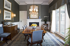 "Formal Dining Room showing the fireplace • <a style=""font-size:0.8em;"" href=""http://www.flickr.com/photos/75603962@N08/6853271073/"" target=""_blank"">View on Flickr</a>"