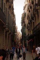 18.09.2011: Regenstimmung in Barcelona