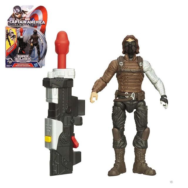Hasbro 孩之寶玩具 3.75吋 酷寒戰士