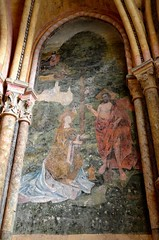 Noyon (Oise) - Cathdrale Notre-Dame - Peinture murale (XVIe) (Morio60) Tags: notredame cathdrale 60 picardie noyon oise