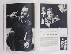 Ingmar Bergman (elegantlypapered) Tags: photography newwave frenchvogue elegantlypapered
