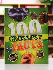 100 Grossest Facts (Vernon Barford School Library) Tags: new school reading book high library libraries reads books read paperback cover gross junior covers 100 bookcover middle vernon clive recent wonders bookcovers nonfiction paperbacks fact gifford facts barford grossest softcover curiousities vernonbarford softcovers 9781609926168