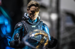 David the Android [explore 04-24-14] (misterperturbed) Tags: david enterprise android prometheus neca startrekenterprise david8