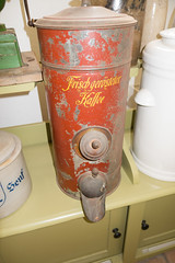 Antique coffee cannister (quinet) Tags: germany antique ancien bote antik kanister 2013 domnedahlem