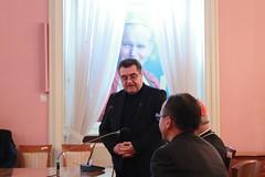 Întâlnirea cu Cardinalul Stanislaw Dziwisz (3)