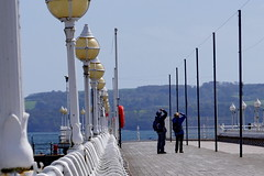 Lamp posts by the Sea no.20. Torquay. (GBS37) Tags: light lumix streetlight lamppost gx8 45175