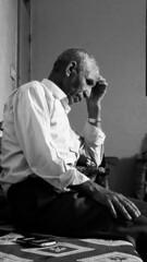 Entre lassitude et rsignation (cafard cosmique) Tags: africa portrait monochrome portraits photo foto image northafrica retrato portrt morocco maroc maghreb portret marruecos ritratto personnes marokko marrocos afrique