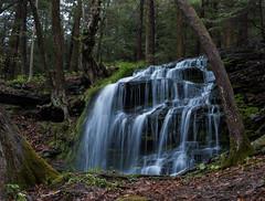 Sunderland, MA 5.4.16 (koperajoe) Tags: longexposure green water forest waterfall spring woods stream long exposure newengland faire westernmass
