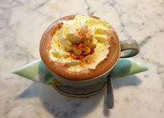 Hot Chocolate (Jaedde & Sis) Tags: chocolate hot drink cream cup beginnerdigitalphotographychallengewinner bdpc challengefactorywinner thechallengefactory storybookwinner 15challengeswinner sweep gamewinner