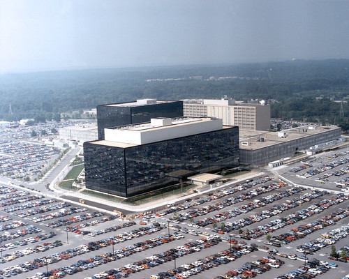 NSA by Fort George G. Meade, on Flickr