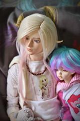 ^_^ (Suliveyn) Tags: doll little elf pony bjd soom dim larina my presio