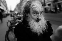 The man in Hannover (adnansharbaji) Tags: light man germany lights nikon 28mm hannover portrit germane
