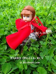 Madame Alexander Little Red Riding Hood (Barbie dolls by RCA) Tags: red madame doll little riding hood alexander alexander