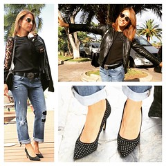 Hoy en el blog/ today on http://ift.tt/1W72BXN buenas noches y buen finde a todos!!!!! #elblogdemonica #blogger #fashion #blogdemoda #fashionblogger #inspiration #outfit #outfitoftheday #ootd #look #moda #street #trends #tendencias #follow #follow4followb (elblogdemonica) Tags: hat fashion shirt bag happy shoes pants details moda zapatos jacket trendy tendencias looks pantalones sombrero collar camiseta detalles outfits bolso chaqueta pulseras mystyle basicos streetstyle sportlook miestilo modaespaola blogdemoda springlooks instagram ifttt tagsforlike elblogdemonica