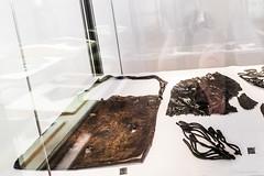 Comacchio (Anita Pravits) Tags: italien italy leather museum bag italia ship museo schiff romanempire leder emiliaromagna comacchio tasche rmischesreich handelsschiff tradingship museodellanaveromana