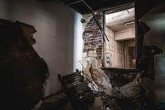 (JugglerNorbi) Tags: urban canada abandoned quebec decay exploration destroyed urbex