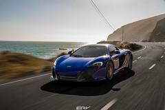 Aurora Blue Mclaren 650S (ervsanjaya) Tags: auto car sport outdoor racing malibu pch mclaren vehicle carphotography 650s
