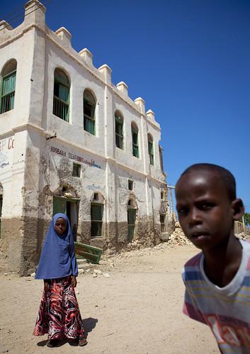 Kids in Berbera - Somaliland