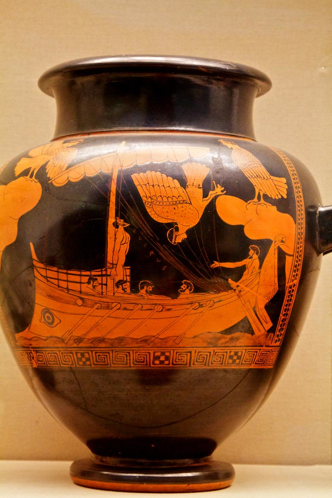 greek wase painting essay This paper discusses the calyx-krater vase found at the new york metropolitan museum of art the vase's depiction of a scene and ideas from homer's iliad is the focus of the.
