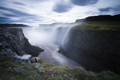 Dettifoss and Its Plume - Rte 864 - Iceland (Nonac_eos) Tags: longexposure waterfall iceland power lee powerful dettifoss ndfilter gndfilter leefilter bigstopper nonaceos vatnajkullnationalpark