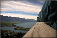 You end up where you started crawling from... (mesa-BokEh) Tags: newzealand vacation dof outoffocus queenstown gondola oof bobspeak travelphotography aperture3 skylinequeenstown