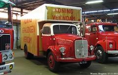 Mercedes L3500 1955 (XBXG) Tags: old classic 1955 truck mercedes camion vrachtwagen veendam koning l3500 verhuizingen nj7151