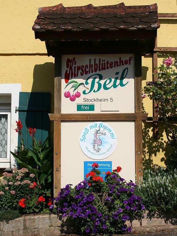 Kirschblütenhof Beil