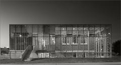 hespeler library (thomaslewandovski) Tags: cambridge toronto ontario canada architecture architektur modernarchitecture kanada architecturalphotography architektura contemporaryarchitecture architekturfotografie canadianarchitecture fotografiaarchitektury thomaslewandovski contemporaryarchitectureofcanada hespelerlibrar kongatsarchitects kongats