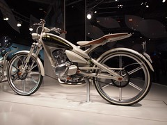 YAMAHA Y125  (Takashi H) Tags: cars japan tokyo bikes ep2 tokyobigsight tokyomotorshow2011 422011