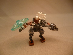 Halo Jackel ($INSELL$) Tags: lego halo sheild jackel needler needlegun