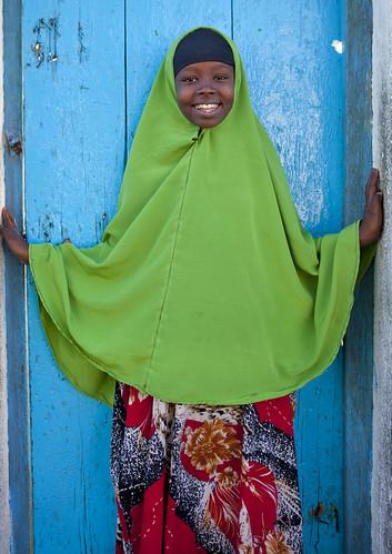 Boroma kid smile - Somaliland