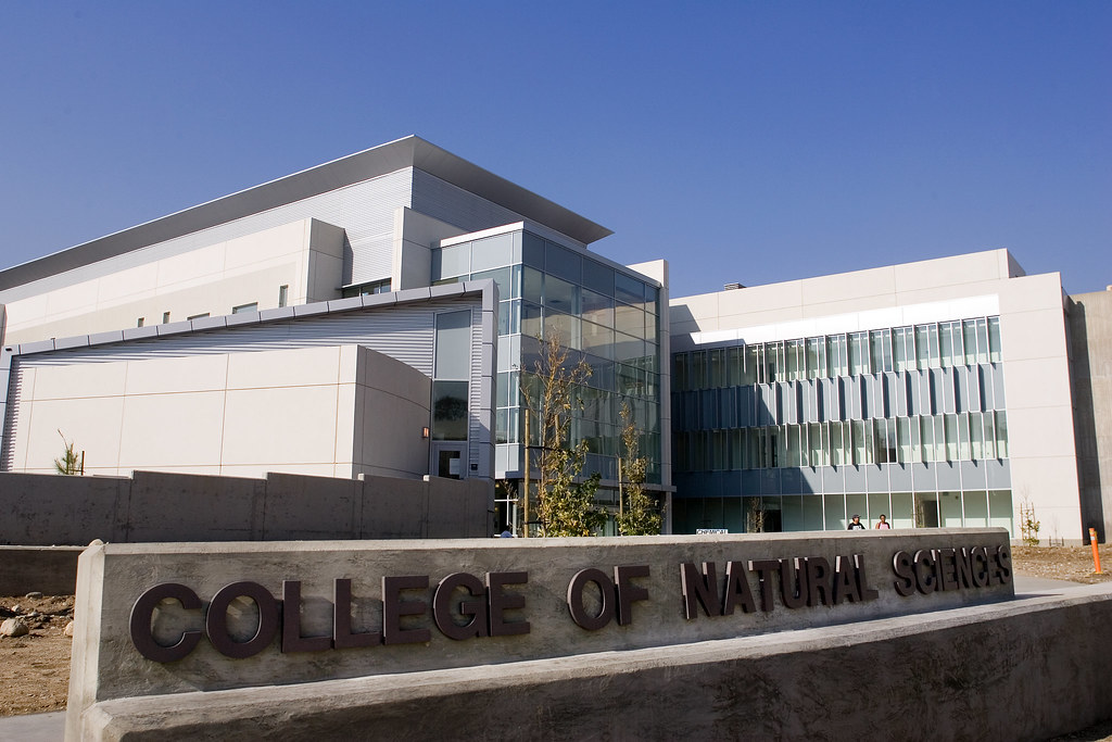 College Of Natural Sciences Csusb