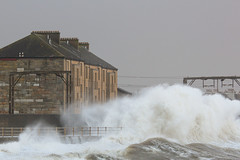 IMG_0136_adj (md93) Tags: sea storm clyde waves storms saltcoats