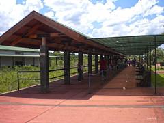 Estación de Trenes - Parque Nacional Iguazú (Gaby Fil Φ) Tags: argentina misiones iguazú patrimoniodelahumanidad ph039 maravilladelmundo argenntina litoralargentino