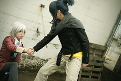 (celescole) Tags: cosplay no6 shion nezumi