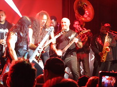 Metallica 30th Anniversary (_Tony_B) Tags: sanfrancisco metal concert anniversary metallica xxx fillmore soulrebels scottian