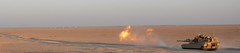 Engaging targets on the move [Image 3 of 3] (DVIDSHUB) Tags: camp tank military kuwait abrams range mustangs kw 120mm gunnery crewmember 1stcavalrydivision 1stbattalion campbuehring 2ndbrigadecombatteam 8thcavalryregiment beuhring operationnewdawn 2ndadviseandassistbrigade tablevi